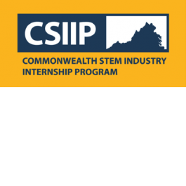 Virginia Commonwealth STEM Industry Internship Program